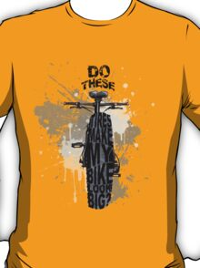 Fat bikers unite! T-Shirt