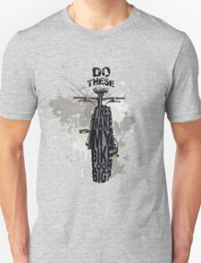 Fat bikers unite! T-Shirt