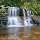 Wentworth Falls by donnnnnny