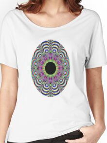 Circle Women's Relaxed Fit T-Shirt
