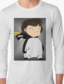 Penguin Onesie!!! Long Sleeve T-Shirt