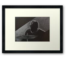 Timbale Jim Framed Print