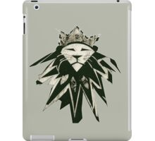 King of the Beasts iPad Case/Skin