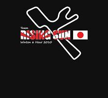 Team Rising Sun - Black Tshirt Version Long Sleeve T-Shirt