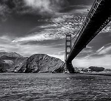 San Francisco - Golden Gate Bridge by Graeme Hoose
