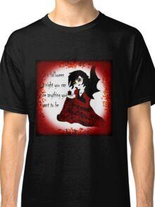 Anime Vampiress Classic T-Shirt