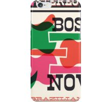 Bossa Nova Stereo iPhone Case/Skin
