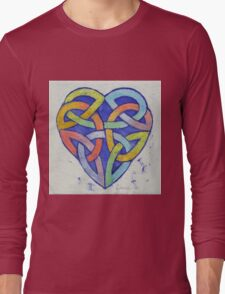 Endless Rainbow Long Sleeve T-Shirt
