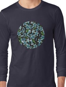 Blossoming branches Long Sleeve T-Shirt
