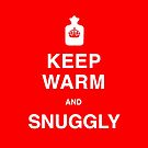 Keep Warm and SNUGGLY by BlueShift