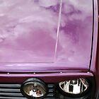 Purple Sky by Benjamin Kaufman