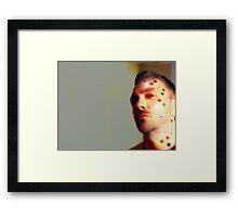Have we met ? Framed Print