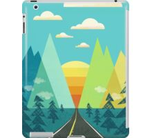the Long Road iPad Case/Skin