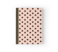 Posh Polka Dots Hardcover Journal