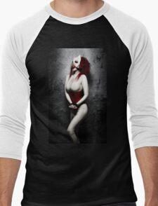 Emily Marylin - Bound Men's Baseball ¾ T-Shirt