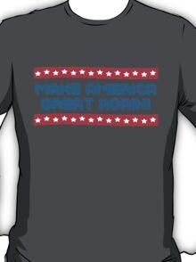 Trump-Make America Great Again T-Shirt