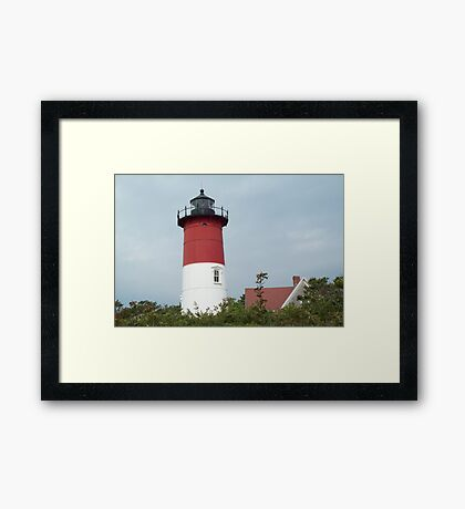 Nauset Lighthouse Framed Print