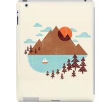 Indian Summer iPad Case/Skin