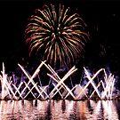 Fireworks 2 by David Freeman