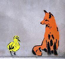 Foxy by sedge808