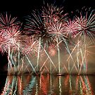 Fireworks 10 by David Freeman