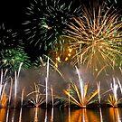 Fireworks 11 by David Freeman