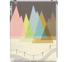 Highway Under Stars iPad Case/Skin