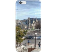 From the Steps of Memorial Union iPhone Case/Skin