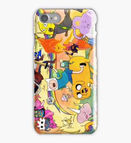 What Time Is It? iPhone Case/Skin