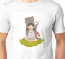 Nature reading Unisex T-Shirt