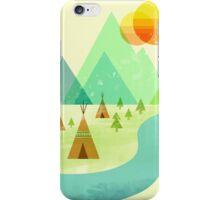 Native Lands iPhone Case/Skin