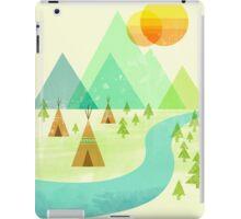 Native Lands iPad Case/Skin