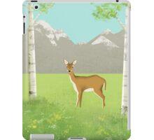 Alpine Meadow iPad Case/Skin