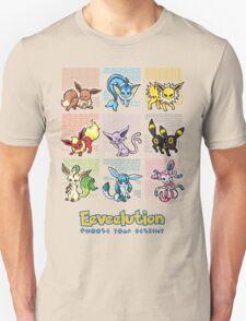Pokemon Eeveelutions T-Shirt