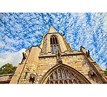 St Mary's Church, Castlegate York Photographic Print