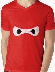 Be Warrior Mens V-Neck T-Shirt
