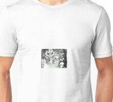 say hi , say hi Unisex T-Shirt