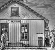 Chama General Store by victor kilman