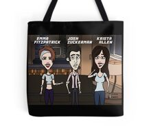 """Significant MOther """"...Son and Future Girl."""" Tote Bag"""