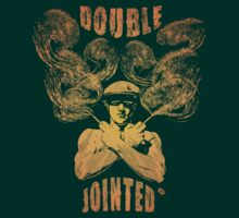 Double Jointed. by James Fosdike