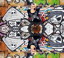 Graffiti art by Nigel Donald
