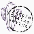 Cactus design by Purplecactus