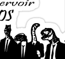 Reservoir Dinos 2 Sticker