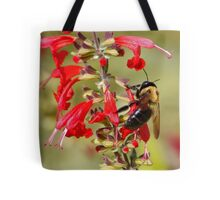 Bee in its Elements Tote Bag