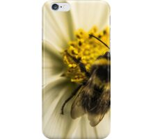 A Bee for effort iPhone Case/Skin