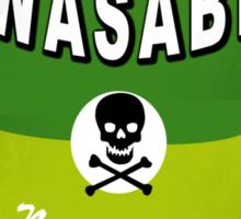 Wasabi Sticker