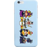 DC Girls iPhone Case/Skin