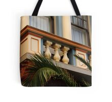 Snippet of Tyrell Street. Tote Bag