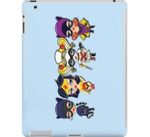 DC Girls iPad Case/Skin