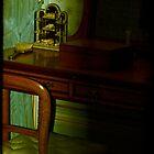 Boudoir - her sanctuary by Cathy  Walker